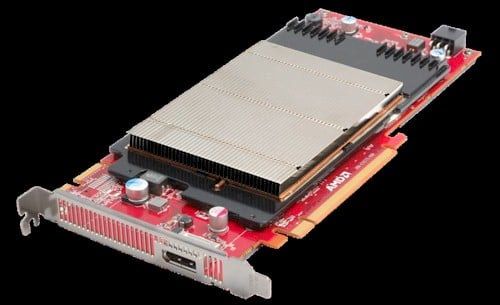AMD FirePro V7800P server GPU