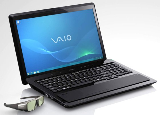 Sony Vaio VPCF21Z1E