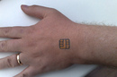 ISO7816 Tatoo