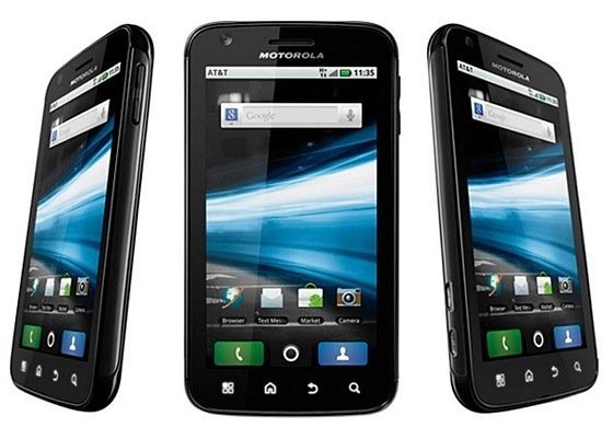 Motorola Atrix 4G
