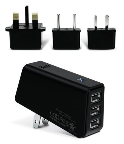 iLuv Triple USB