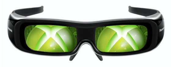 Xbox in 3D