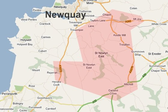 Newquay 4G trial