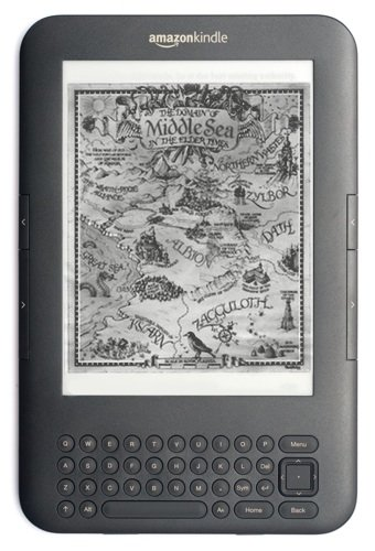 Kindle with my images