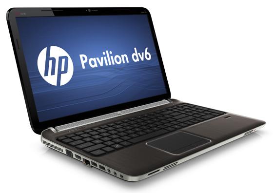 Hewlett-Packard Pavilion Dv6