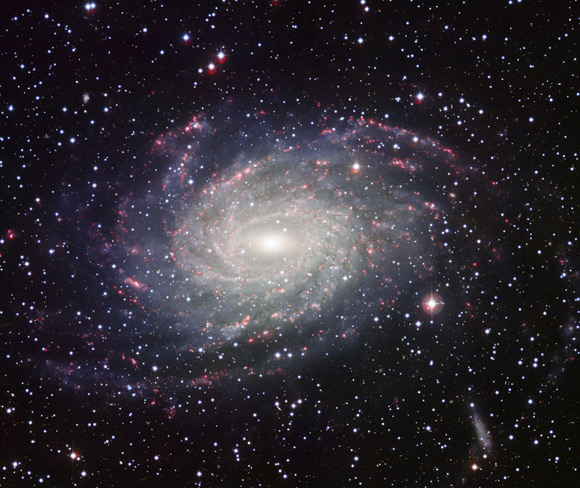 ESO image of NGC 6744