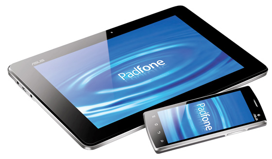 Asus phone-tablet pair set for 2012 launch • The Register