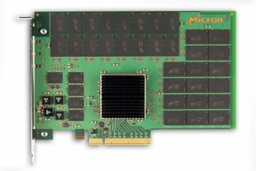 Micron P320h PCIe flash card