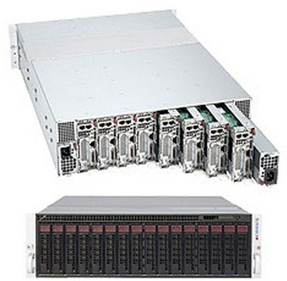 Super Micro MicroCloud server