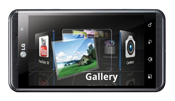 LG Optimus 3D