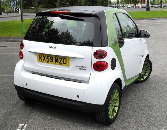 Smart Fortwo iPhone a