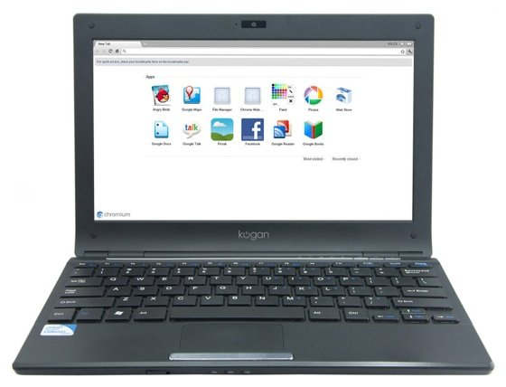 Kogan Agora Chrome OS netbook