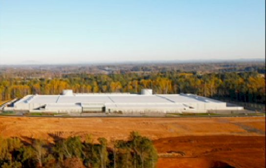 Apple Maiden data center