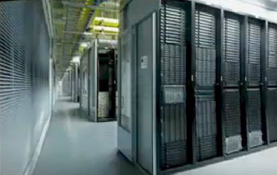 Apple Maiden data center servers