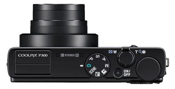 Nikon Coolpix P300