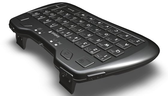 iTablet Bluetooth Thumb-Keyboard