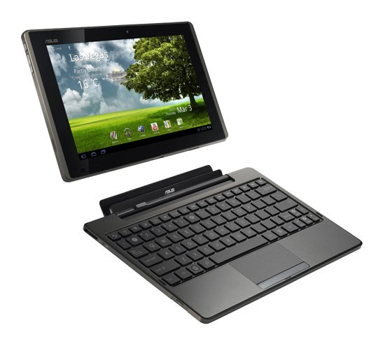 Asus Eee Pad Transformer TF101