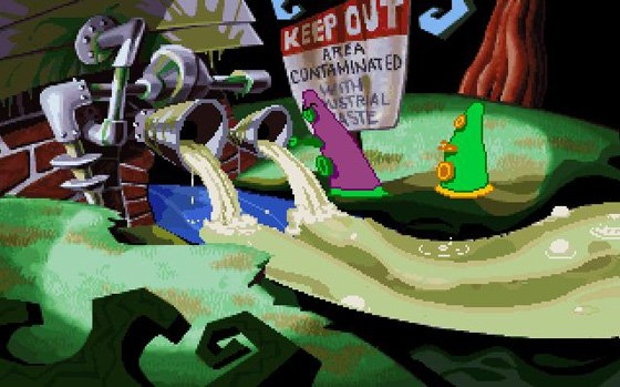 Day of the Tentacle