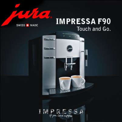Jura Impressa F-90