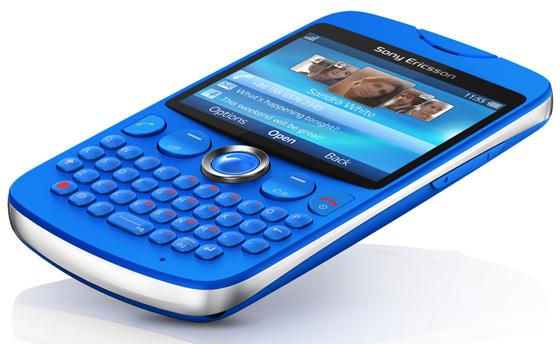 Sony Ericsson Xperia Txt