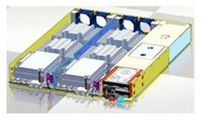 Facebook's latest double-stuffed server chassis