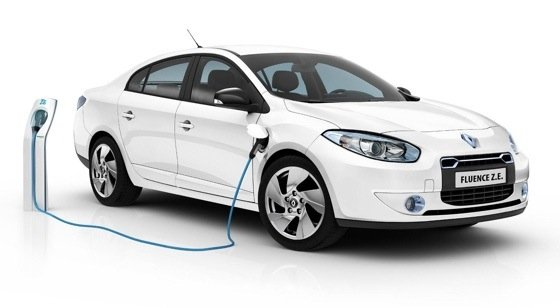 Renault Fluence ZE