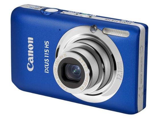 Canon Ixus 115 HS