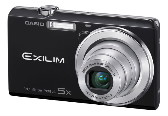 Casio Exilim EX-ZS10