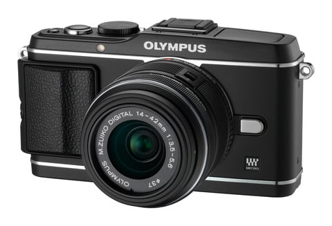 Olympus Pen E-P3