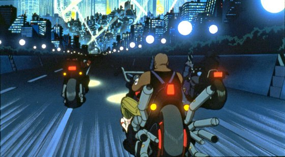 Akira Blu-ray remastered edition