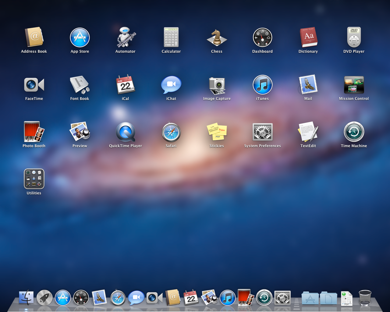 'Lion' Apple Mac OS X 10.7: Sneak Preview • The Register