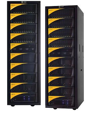 HP 3PAR T-Class array