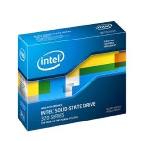 Intel 320 SSD box