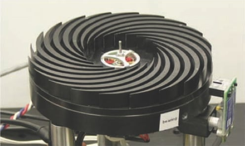 Sandia National Laboratories fin fan