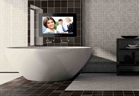 Videotree Videospa bathroom TV