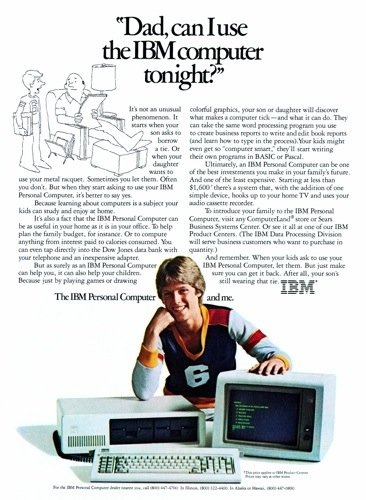 IBM PC Ad
