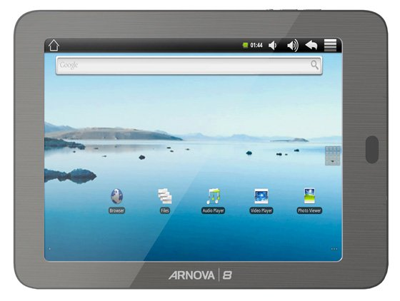 Archos Arnova 8
