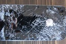 iPhone that fell from 13,500 feet (source: CNN)