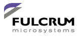 Fulcrum Microsystems logo