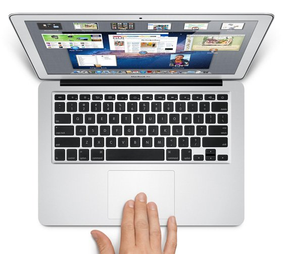 Apple MacBook Air 13in mid 2011