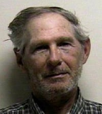 The Utah John Doe's mugshot. Pic: Utah County Sherrifs Office