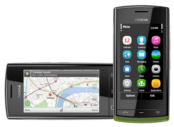 Nokia 500