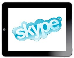 Skype iPad
