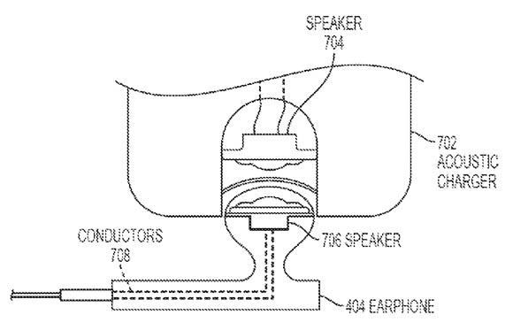 Apple inductive-charging patent illustration