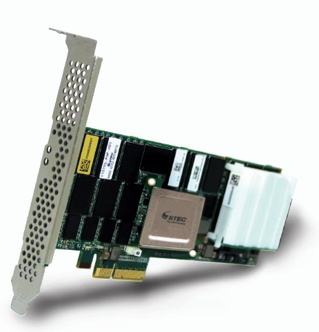 STEC Kronos PCIe flash drive