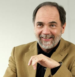 Dr Joseph Reger, Fujitsu's Chief Technology Officer
