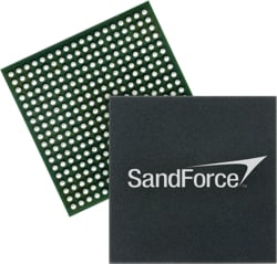 SandForce SSD Processor