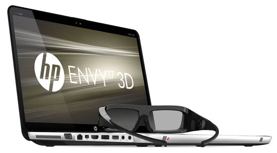 HP Envy 17 3D