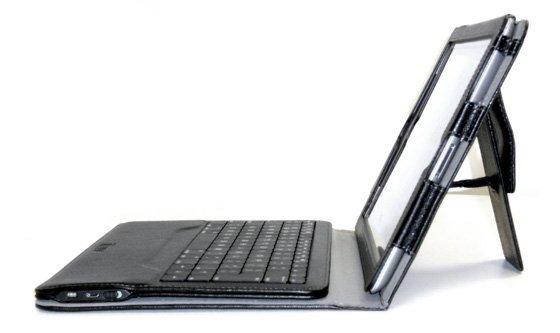 iLuv iCK826 Pro case and Bluetooth keyboard