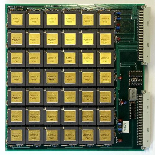 B000 Transputer board